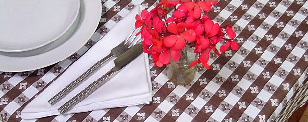 Tavern Check Tableclothes