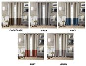 Braiden Room Darkening Window Panels by Elrene Home Fashions