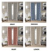 Grayson Room Darkening Window Panels by Elrene Home Fashions