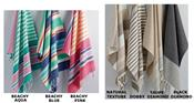 Fouta Cotton Dishtowel Collection by Design Imports