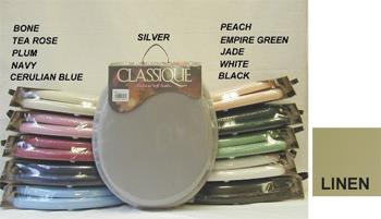 Classique Soft Toilet Seats from Ginsey